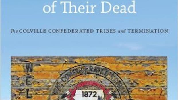 Laurie Arnold's book tells the complex tale of Colville termination.