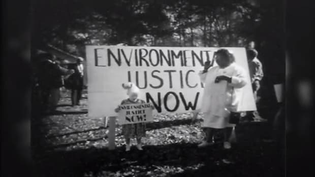 Back where and when it all began.... The Environmental Protection Agency began working toward climate justice some 20 years ago, according to the EPA's latest entry in its Environmental Justice in Action blog.