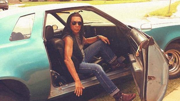 Wes Studi as Ronnie BoDean. Photo courtesy Steven Paul Judd.