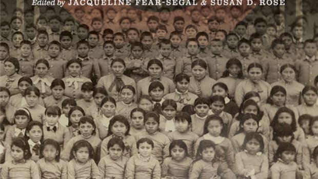 """Plans for cultural genocide as well as the stories of courage and oppression at the famous/infamous residential Carlisle Indian Industrial School appear in an unprecedented collection of essays, poems and photos entitled """"Carlisle Indian Industrial School/Indigenous Histories, Memories and Reclamations,"""" recently published."""