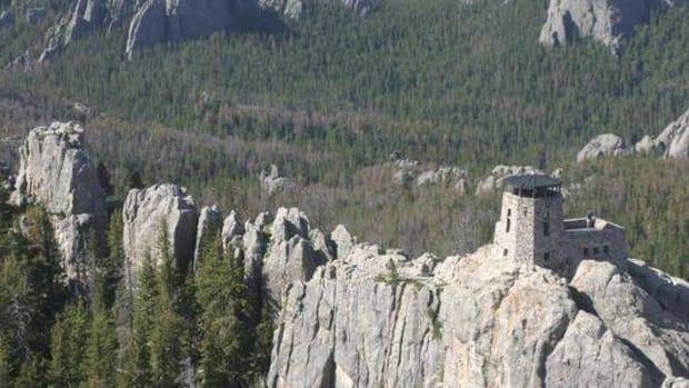 The name Harney Peak has long been a source of anger and resentment for the Oceti Sakowin and the various treaty tribes.