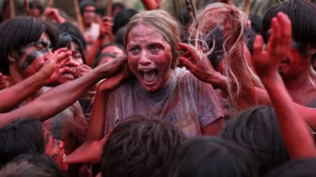 """Tara Houska, Ojibwe, reports that the film """"The Green Inferno"""" trivializes grassroots efforts to draw attention to the plight of Amazonian tribes."""