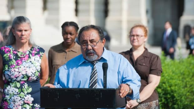 """Rep. Raul Grijalva, D-Tucson, said proposed changes to the Endangered Species Act would put the government in the """"arrogant and shameful"""" position of deciding which species live or die."""""""