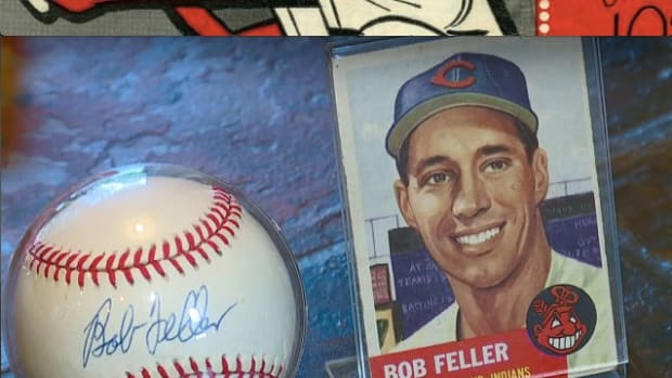 The controversial caricature of a Native American, which is also the mascot of the Cleveland Indians, will no longer be printed on baseball cards made by the sole baseball card manufacturer for the MLB.