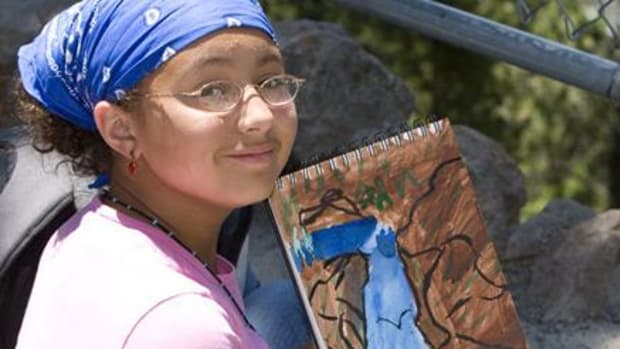 Hopa Mountain's Native Science Fellows is a program for Native American students that are working towards degrees in the geosciences.
