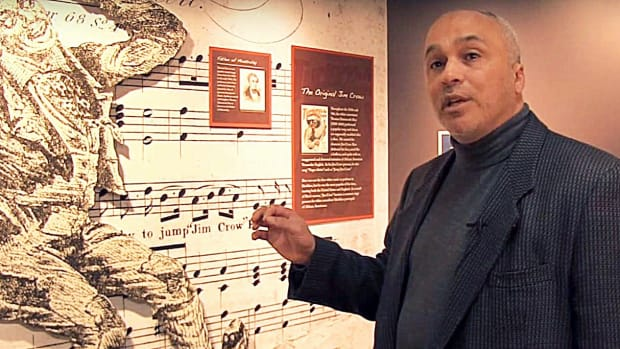 Dr. David Pilgrim is the founder and curator of the Jim Crow Museum on the Ferris State University campus in Big Rapids, Michigan. Pilgrim, who has collected racially-charged items most of his adult life.