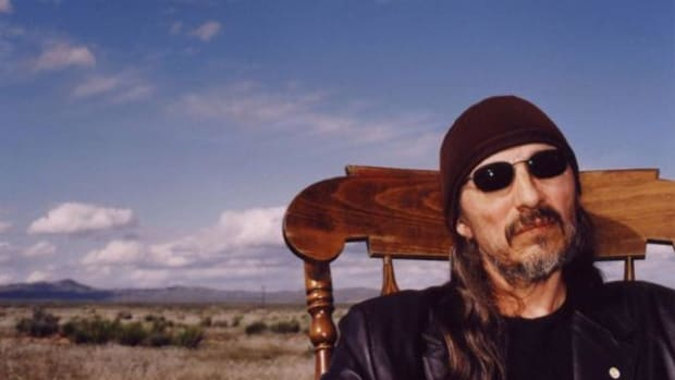 The Santee Sioux activist, poet and musician John Trudell. Trudell is one of 40 streaming films.
