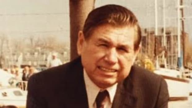 Hans Walker Jr., Mandan, was among the first American Indians to become a licensed lawyer in 1960. He recently walked on.