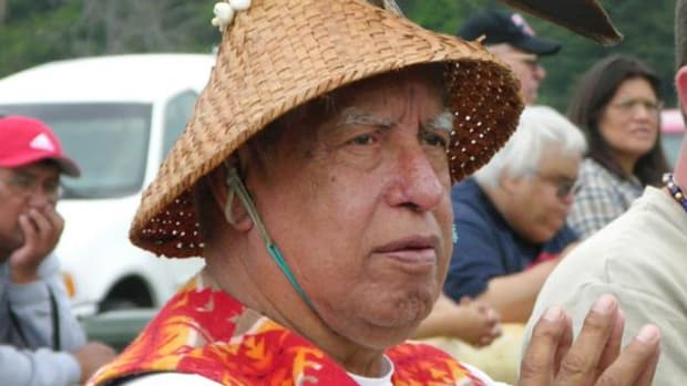Quinault Nation elder Phillip Edwin Martin walked on Saturday, January 2 at his home in Taholah, Washington at the age of 85.