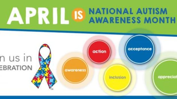 April is National Autism Awareness Month. The Choctaw Nation offers some information on signs to detect autism.