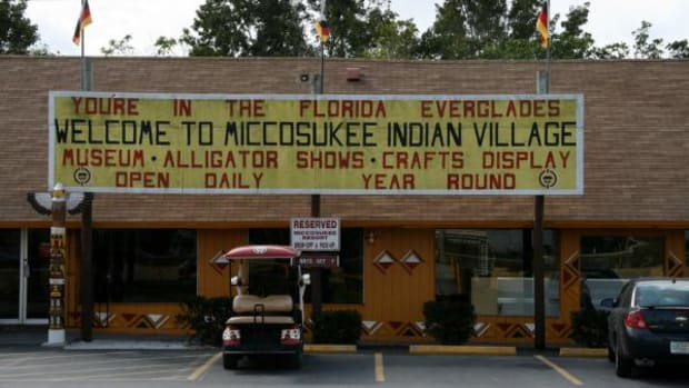 Miccosukee Indian Village will see some renovations starting this year.