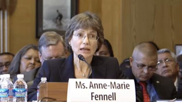 Anne-Marie Fennell, director of the GAO's Natural Resources and Environment team, testified before the Senate Committee on Indian Affairs on July 23 that a sweeping study of what is working and what is not in Indian gaming is underway.