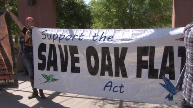A deal to swap federal land for private land cleared the way for the proposed Resolution Copper mine project, but opponents in Congress hope to reverse the land swap and protect Oak Flat, a site considered sacred by the San Carlos Apache. Four public forums are being held over the next few weeks.