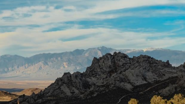 Perhaps your Native travel plans will take you to Bishop Paiute Territory, near the Buttermilk boulders.