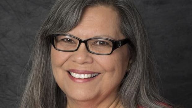 Beverly Cook, Saint Regis Mohawk Tribal Council Chief.