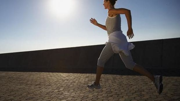 Exercising can help lower your risk of cancer.