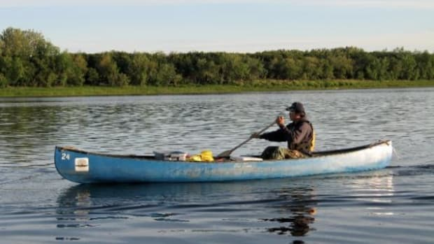 """The healing journey on the Andreafsky River in Alaska, from """"We Live by the River"""""""