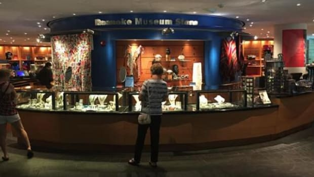 It's clear where to buy Native jewelry at the National Museum of the American Indian in Washington, D.C., but many other things are not clear at all.