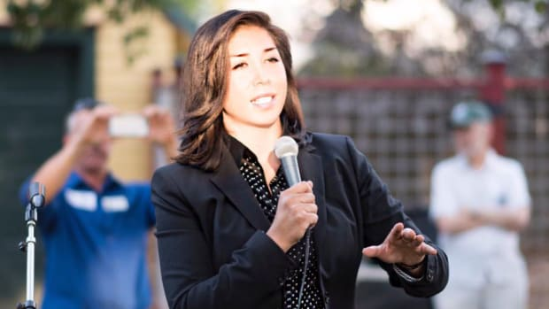 Paulette Jordan won a convincing primary victory in her bid to be the next governor of Idaho. She convinced more than 60 percent of Democratic voters that her progressive message would work in November.