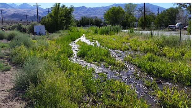 A broken water pipeline has damaged the Big Pine Paiute Tribe economy. Los Angeles agreed to repair it after one commissioner was so moved she offered to pay for the repair herself.