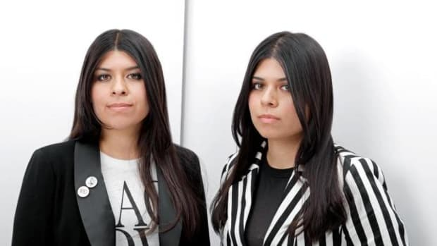 Dani and her twin sister Dezy (Hidatsa), will be touring throughout the west coast to promote their Native American Youth Music Program, in which they will be donating 10 percent of their merchandise sales to purchase musical instruments for children living on reservations.