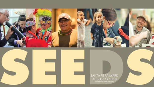 'We are the SEEDS' is a 4-day event taking place starting August 16th at the Santa Fe Railyards.