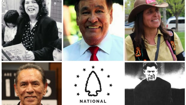 The National Native American Hall of Fame, a non-profit organization, will host its Inaugural Induction Ceremony on Saturday, October 13, 2018 at the Phoenix Indian School Memorial Hall in Arizona. Up to 20 prominent living and deceased Native Americans will be recognized. Some of the nominees for 2018 include the first Cherokee Woman principal chief Wilma Mankiller, Olympian Billy Mills, Winona LaDuke, Wes Studi and Jim Thorpe.