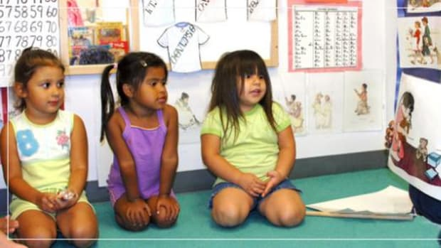 The Cherokee Nation Immersion School began in 2001 as a language preservation program.