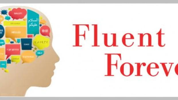 Fluent Forever is a book that accompanies the Anki language learning software.