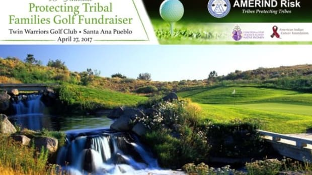 AMERIND Risk 13th Annual Protecting Tribal Families Golf Fundraiser