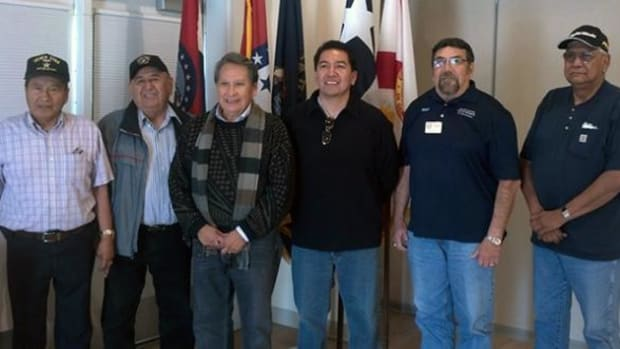 The Southwest Native American Veterans Association's first SNAVA Regional Conference September 21-24 appears to be a success.
