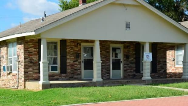 The Charles L. Head ONE FIRE Against Violence Victim Services Office is located at 118A E. Keetoowah St. near the Cherokee Nation Courthouse in Tahlequah.