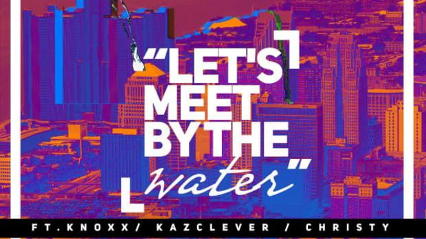 This new song, a Ft. Knoxx (a.k.a. Sacramento Knoxx), Kaz Clever (a.k.a. Zaire Rodgers) and Christy Bieber collaboration, raises awareness and support for the Indigenous water ceremony to be held in Flint, Michigan on April 16.