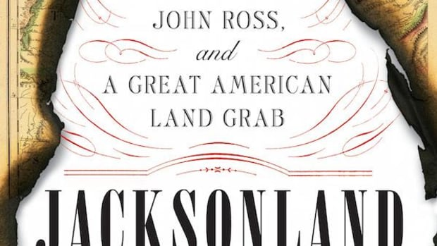 Morning Edition co-host Steve Inskeep's book Jacksonland: President Andrew Jackson, Cherokee Chief John Ross, and a Great American Land Grab tells the almost-lost-to-history story of Cherokee Chief John Ross and his attempts to save the Cherokee Nation from President Andrew Jackson.