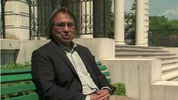 James Anaya, United Nations Special Rapporteur on the Rights of Indigenous Peoples