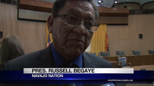 Navajo Nation President Russell Begaye was at the hearing and told Cronkite News that more water testing is needed.