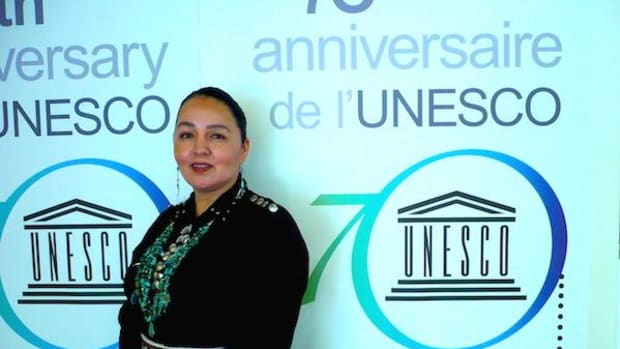 Ann Marie Chischilly, executive director of the Institute for Tribal Environmental Professionals (ITEP)