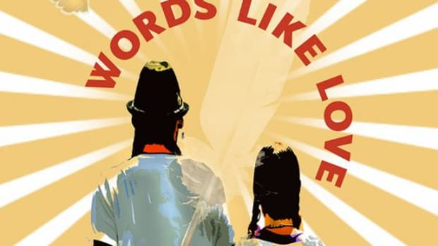 Tanaya Winder's 'Words Like Love'