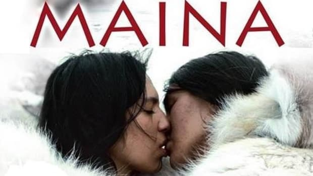 MAÏNA: For the first time in Canadian film history, the two indigenous communities involved (Innu First Nation and the Kuujjuaq Inuit people) provided project financing because they saw the movie as a way to help preserve their culture and language.