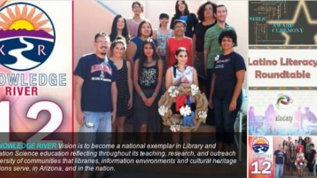 The grant was awarded because there are very few Hispanics and Native Americans who study library and information sciences. UA will address that through its Knowledge River project, which focuses on archives and special collections, medical librarianship and public librarianship.