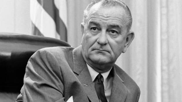 Lyndon Johnson is one of the presidents Dean Chavers has met.