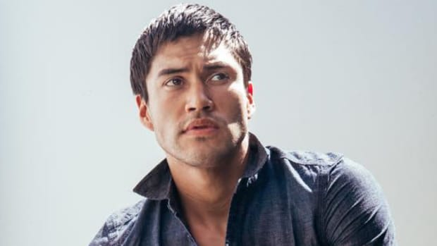 Martin Sensmeier, will play orphaned Native rancher Montford Johnson in 'The Chickasaw Rancher.'