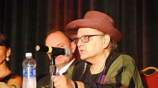 "Ray Halbritter on Suzan Shown Harjo: ""Suzan Shown Harjo has been one of the greatest civil rights heroes in the last few decades."""