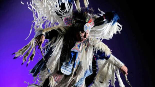 "ICTMN caught up with Supaman to ask about the how and why of his music video ""Why?"""