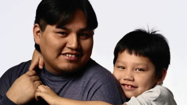 Give your dad the gift of good health. (Thinkstock)