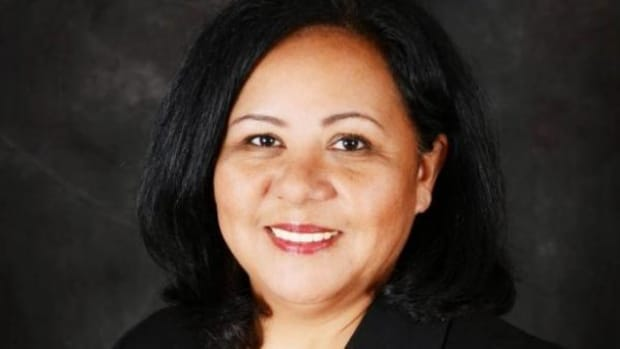 New Choctaw Chief, Phyliss J. Anderson