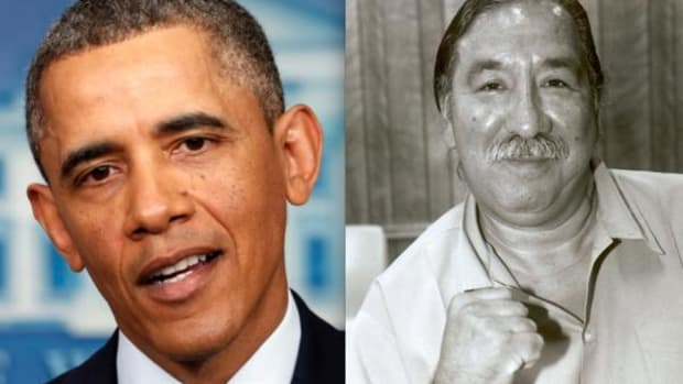 President Barack Obama on Thursday commuted the sentences of 58 inmates. Native American political prisoner Leonard Peltier was not one of them.