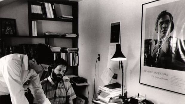 NARF Attorney Staff Hard At Work in the 1980s
