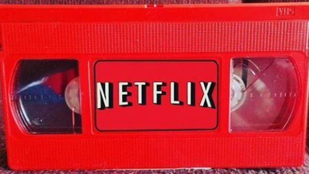 Netflix and Chill - Bootleg VHS Style that is...