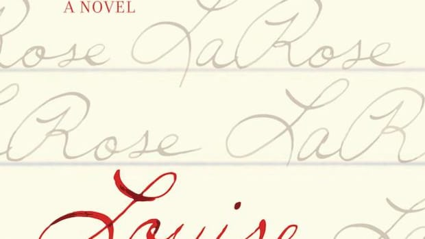 The cover of acclaimed Ojibwe writer Louise Erdrich's latest work, the novel LaRose, which was released on May 10, 2016.